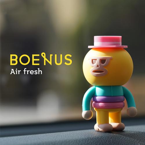 [디자인에버] BOENUS 차량겸 탁상용 방향제
