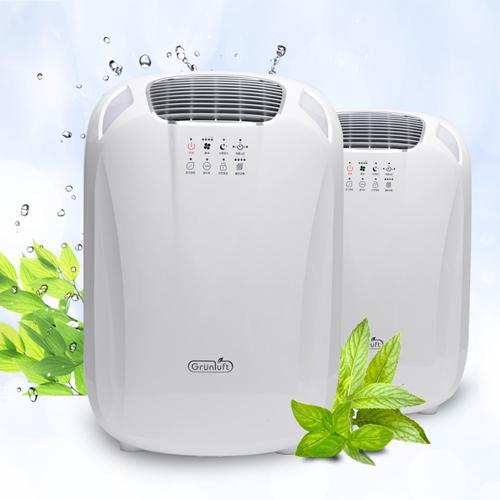 [그린루프트] 음이온공기청정기 DGP-7100
