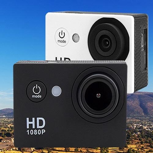 [포시즌] 스포츠 방수 액션캠 FULL HD 1080p (블랙박스 기능 탑재)