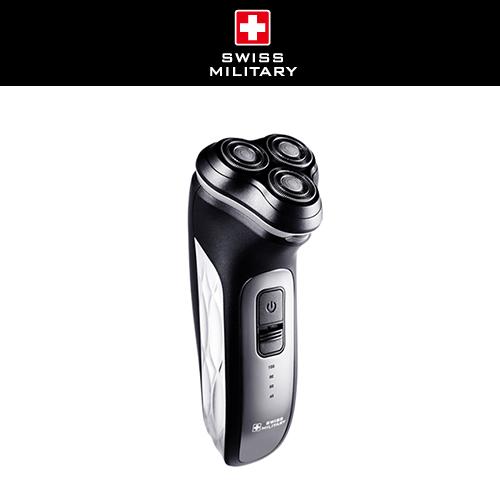 [스위스 밀리터리] 펠릭스 충전식 전기 면도기 SMS-W500