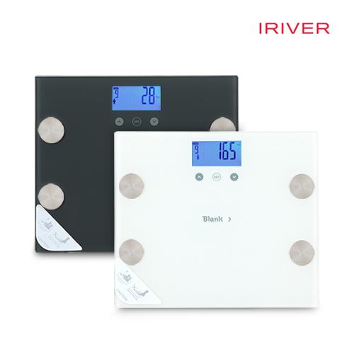[아이리버] 스마트 체중계 SB-S302B (색상 랜덤)