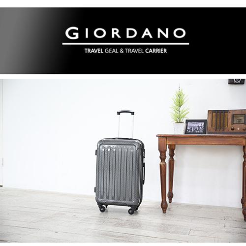 [지오다노] BNW PC 여행가방 20인치 1종 색상선택