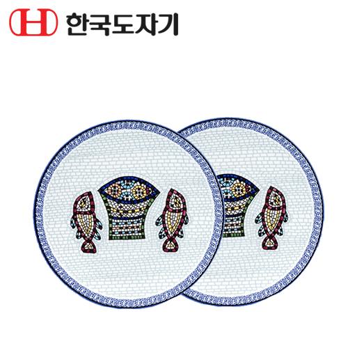 [한국도자기] 오병이어 소접시2피스