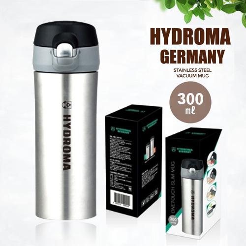 [하이드로마] 원터치 슬림머그 300