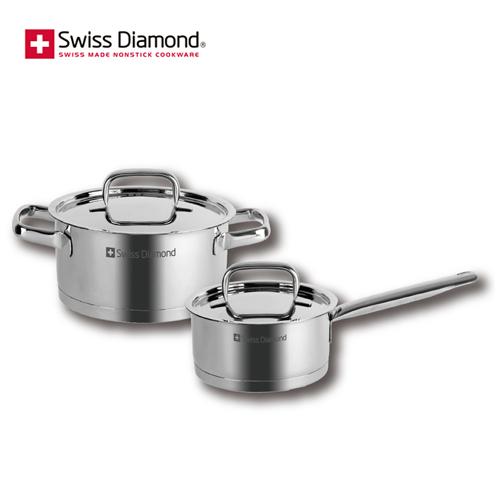 [스위스 다이아몬드] Zurich 냄비 2종