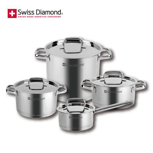 [스위스 다이아몬드] Zurich 냄비 4종