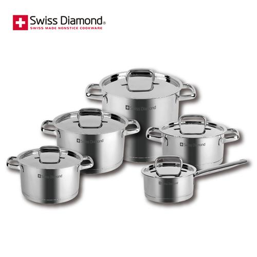[스위스 다이아몬드] Zurich 냄비 5종