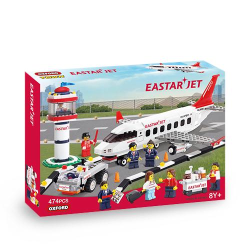 이스타항공 블록세트 1 (이스타 공항타운)