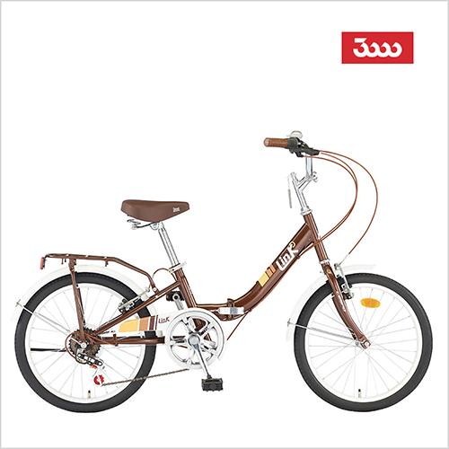 [삼천리]링크 GS 7단 20인치 접이식자전거 2018