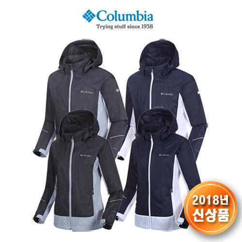 [컬럼비아]남,여 홑겹 방풍자켓 CY1-YMG,YLG 420