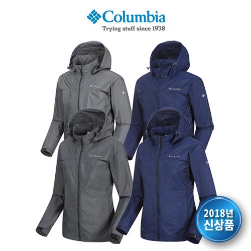 [컬럼비아]남,여 홑겹방풍자켓  CY1-YMG,YLG 320