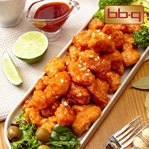 [BBQ] 바로 치킨 강정 (순한맛)