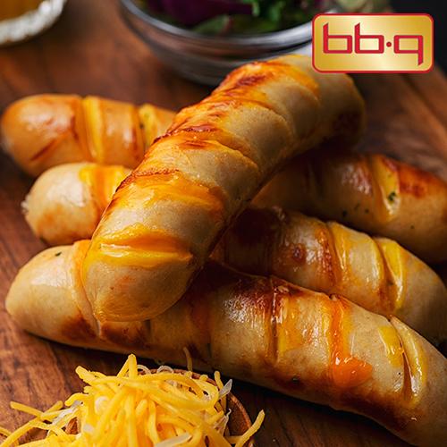 [BBQ] 닭가슴살 소시지 (치즈)