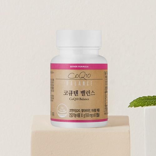 [에스더포뮬러] 코큐텐 밸런스 1병