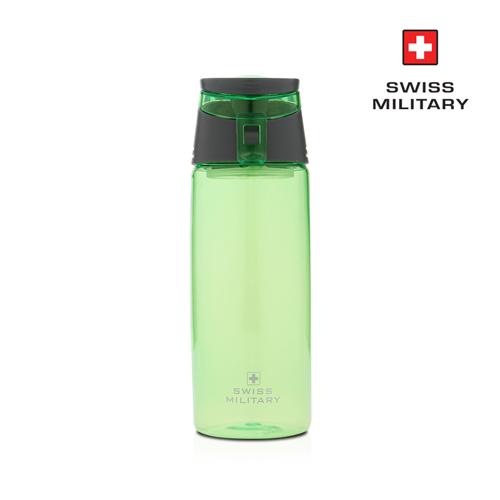 [스위스 밀리터리] 루앙 트라이탄 물병 550ml (OKK-LSB550GR)