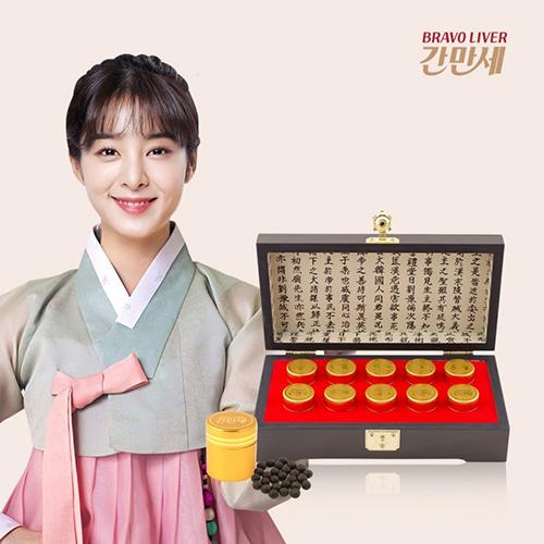 [간만세] 레드 목함 10개입 건강기능식품