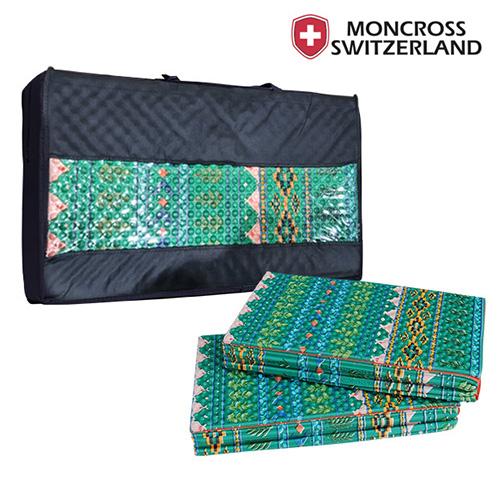 [몽크로스] 접이식 캠핑매트 2단 PMC-1012