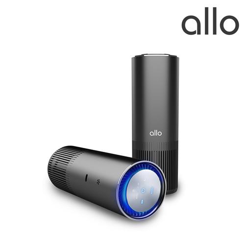 [알로] 프리미엄 무선 휴대용 공기청정기 allo APS800W
