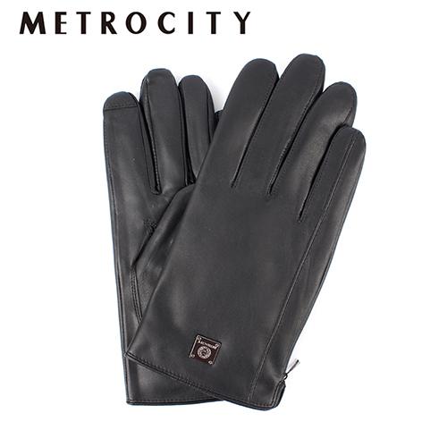 [메트로시티] 손목장식(남) 스마트터치 장갑 MGMB-L606